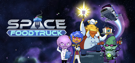 Space Food Truck PC Game Free Download