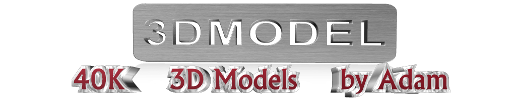 40K     3D     Models by Adam