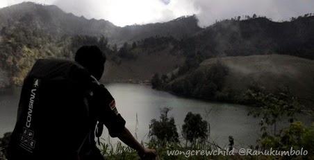 lokasi dana ranu kumbolo gunung semeru