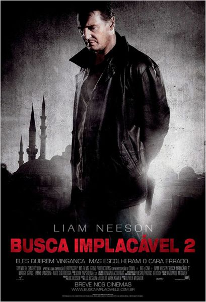 Busca Implacável 2 Dublado Download ou Assistir