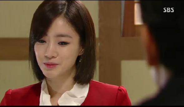 [CAP] 140927 Eunjung on SBS Endless Love 28