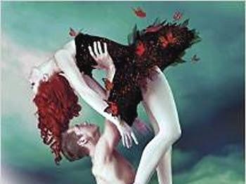 La Danse des Ombres, tome 2 : La Danse des Flammes de Yelena Black