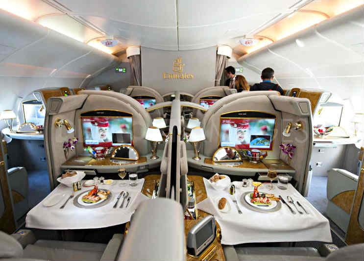 how to search for a past emirates flight