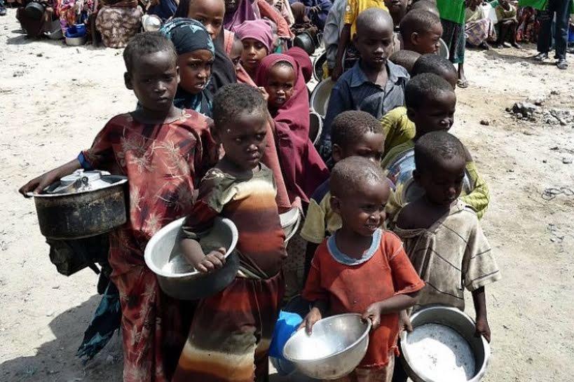 Discursos Vários Políticos: Há menos fome no mundo?