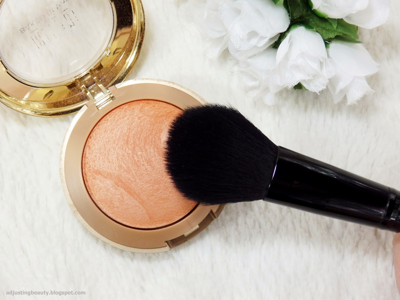 Elf blush brush review