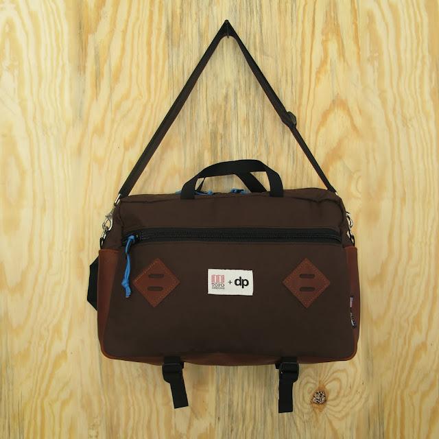 Topo Designs X Doane Paper Mountain Briefcase
