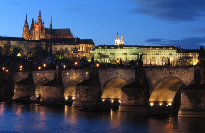 World visits trips to prague in europe for Prague location