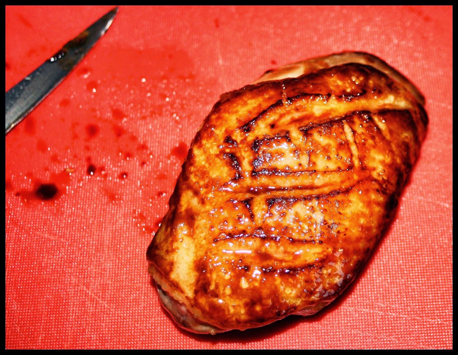 Magret de canard sauce tomate sirop d 39 rable - Cuisiner un magret de canard a la poele ...