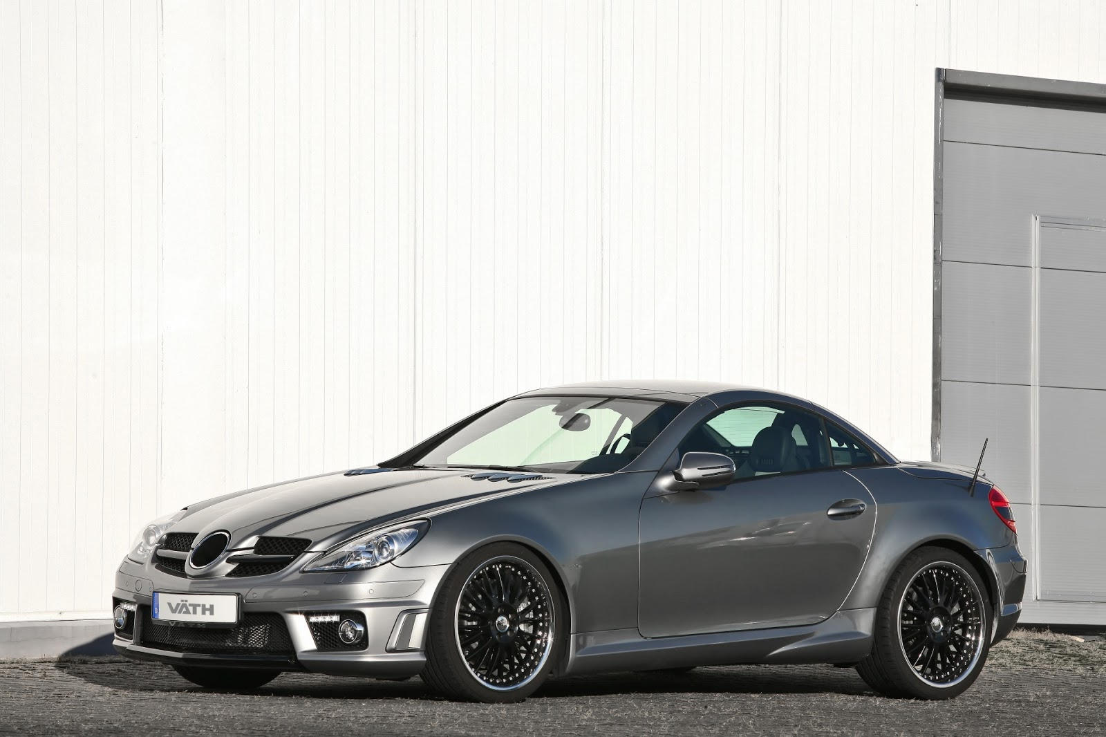 All tuning cars nz 2010 vath v58 mercedes benz slk r171 amg for 2010 mercedes benz slk