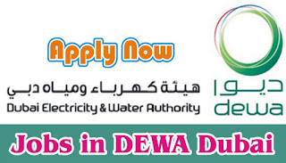 Jobs in Dubai Electricity and Water Authority