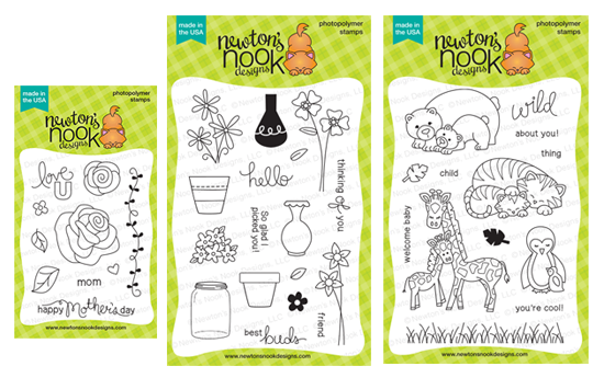 Newton's Nook Designs April 2014 Release