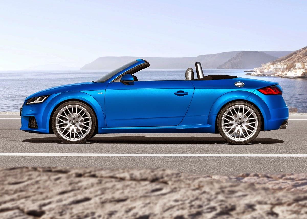 2016 audi tt roadster 2 0l tfsi 220 hp 164 kw car reviews new car pictures for 2018 2019. Black Bedroom Furniture Sets. Home Design Ideas