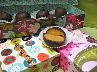 Vegan Peanut Butter Balls by Joni Marie Newman