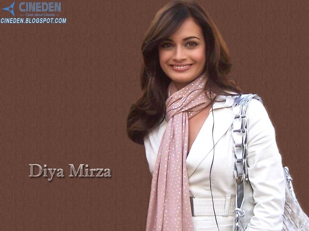 Dia Mirza Handrich on a Joy Ride