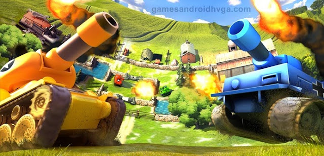 Tank Battles Apk v1.1.3g Mod [Unlimited Money]