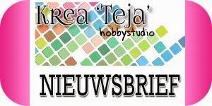 Krea 'Teja' - Nieuwsbrief