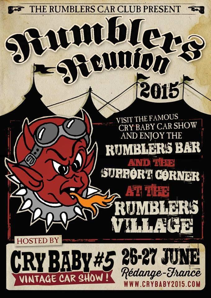 Rumblers Reunion 2015