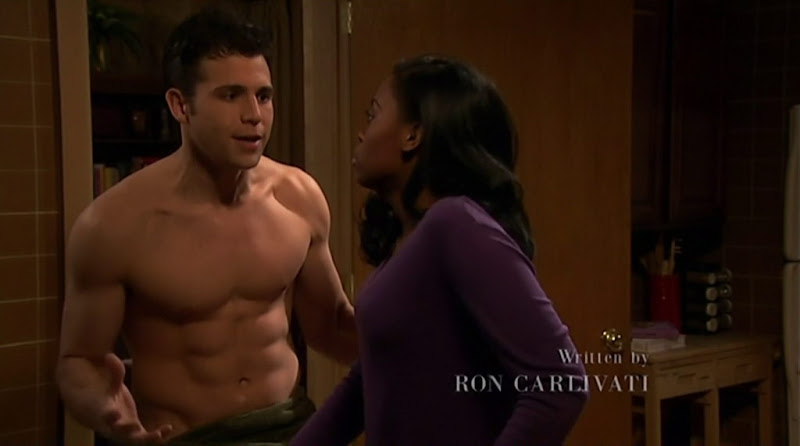 Lenny Platt Shirtless in One Life to Live 20110609
