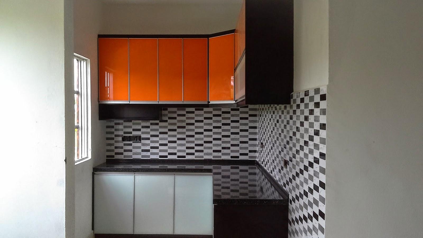 Gambar Lemari Dapur Minimalis