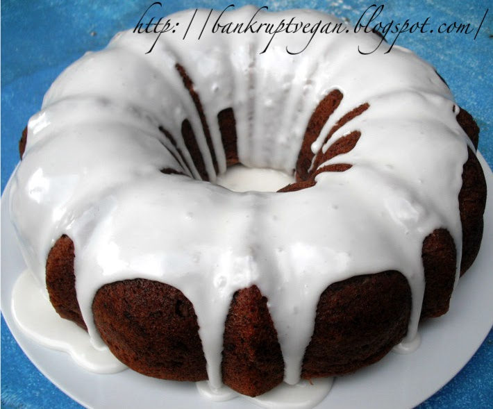 Standard Bundt Cake Pan Size