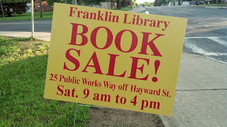 Franklin Library Book Sale