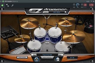 Membuat Beat/Ketukan Drum Dengan Ezdrummer Di Fl Studio