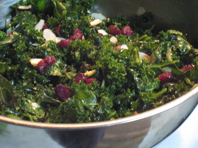 Rawk Star Rehab: Raw Kale Salad- Whole Foods Market Style