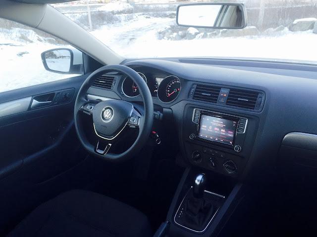 2016 Volkswagen Jetta Trendline+ interior