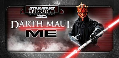 Star Wars Episodio I - La Amenaza Fantasma 3D (2012). pelicula poster