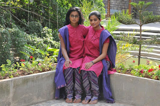 Priyamani Dual Role Pictures in Charulatha Movie