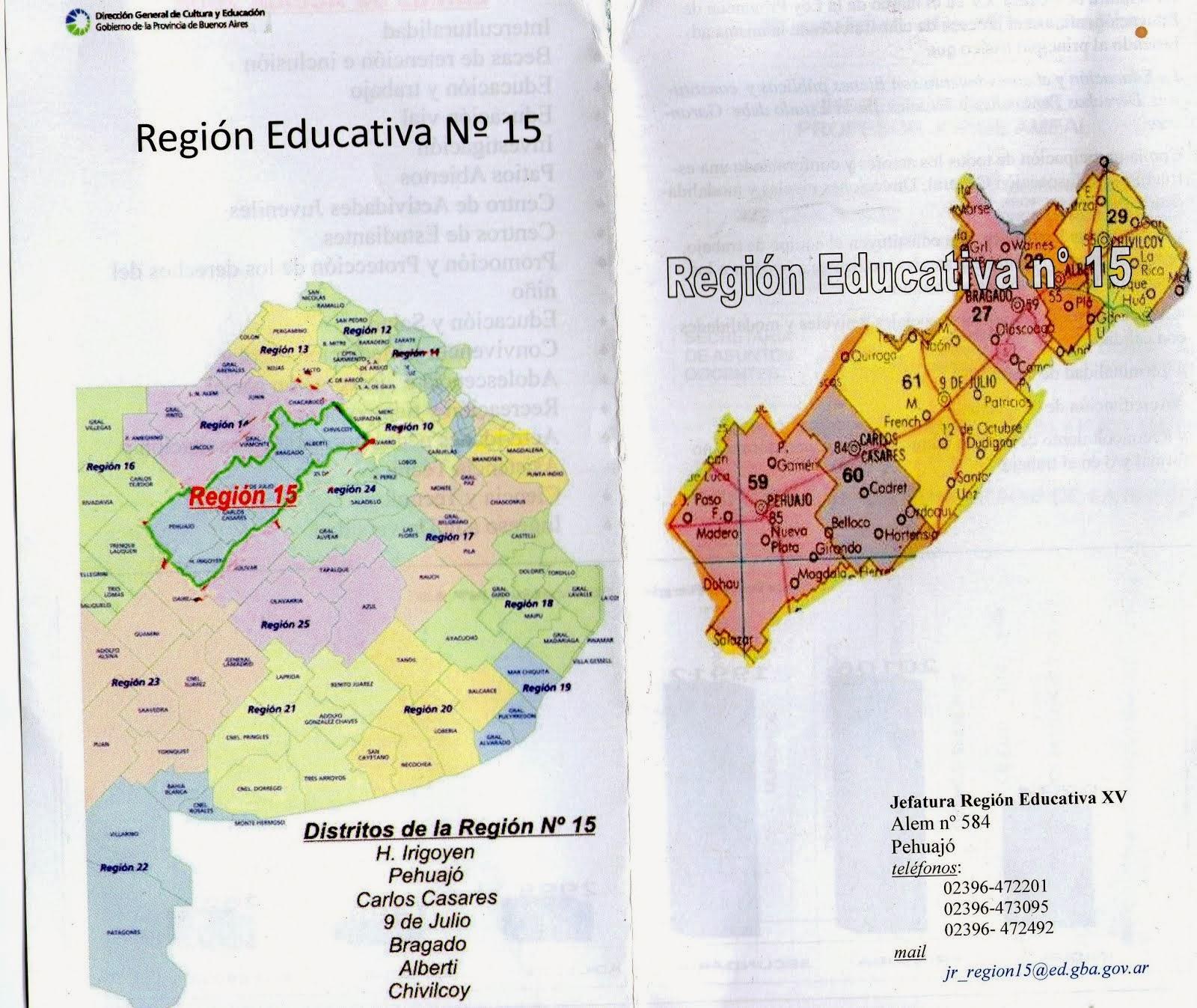 REGIÓN 15