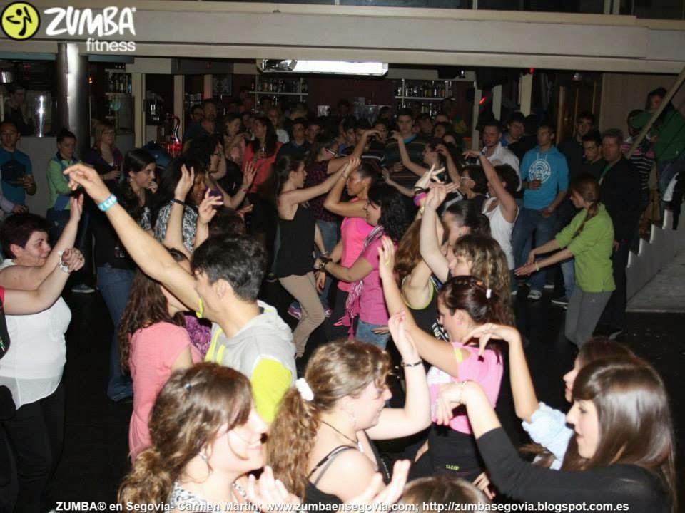 PARTY NIGHT ZUMBA® en Segovia
