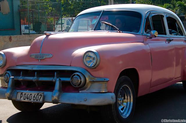 Havana's Classic American Cars