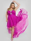Hermoso Vestidos de fiestas para mujeres gorditas