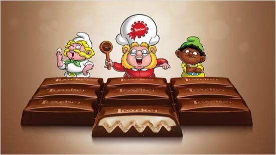 campagna cioccolato loacker