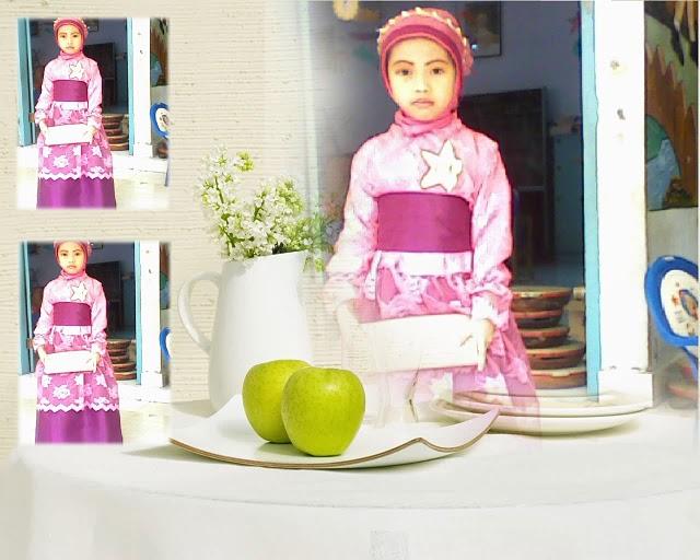 Model Kebaya Untuk Anak