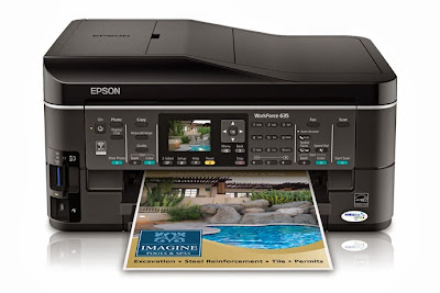 Printer Epson Terbaru 2014