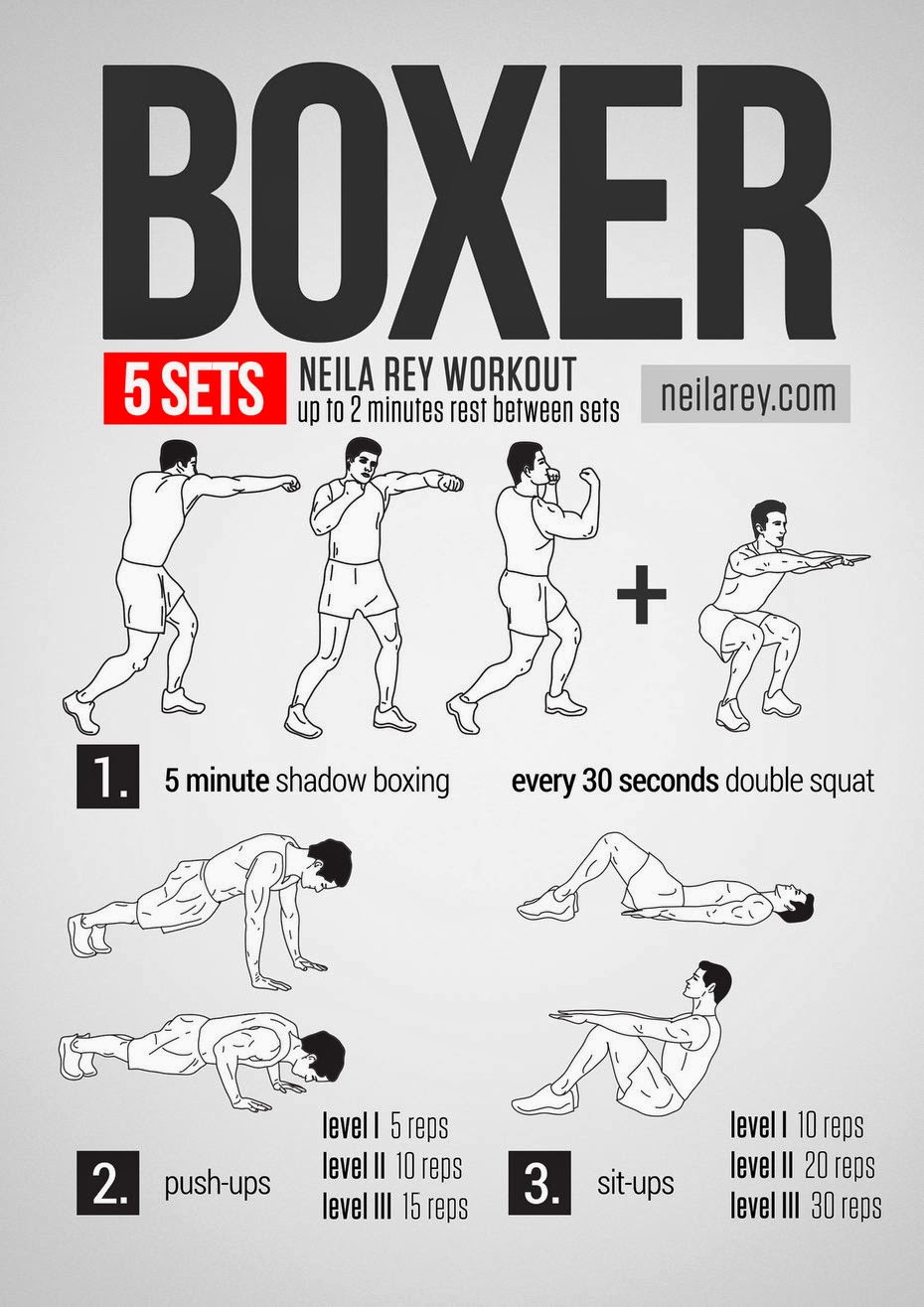 Home gym all exercises by neila rey