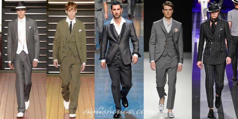 spring summer 2013 mens suit trends fashion and accessories