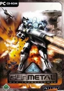 Download Gun Metal : War Transformed PC Game Full Rip