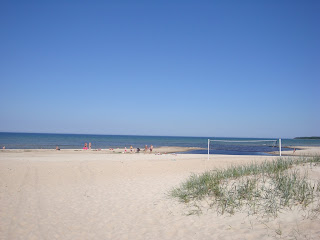 Vääna-Jõesuu beach