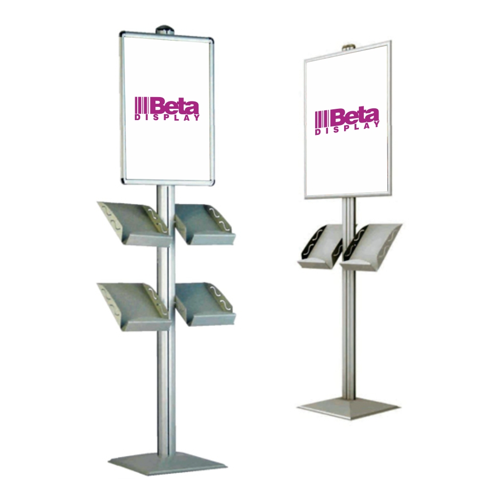 Brochure Designs Pics Display Stand