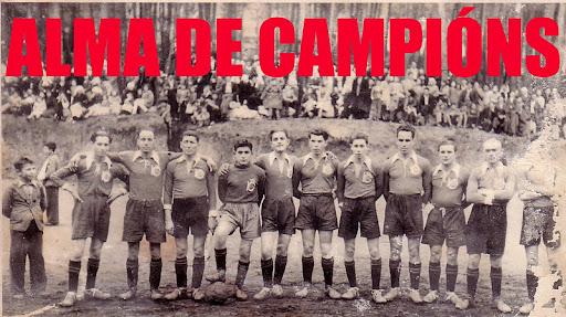 ALMA  DE CAMPIÓNS
