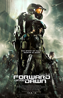 Halo 4 BRrip Latino 2012