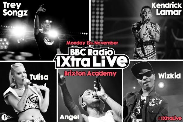 wizkid on BBC live concert