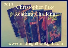 My 2013 Christopher Pike Reading Challenge!