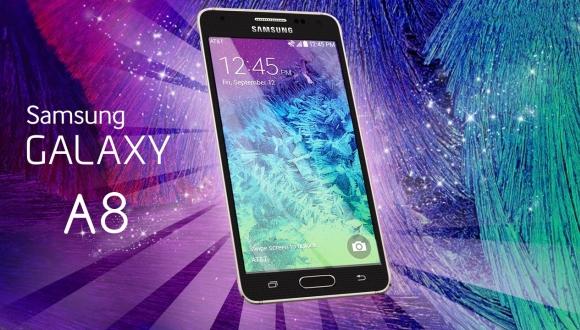 Spesifikasi dan Harga Samsung Galaxy A8 Terbaru 2015