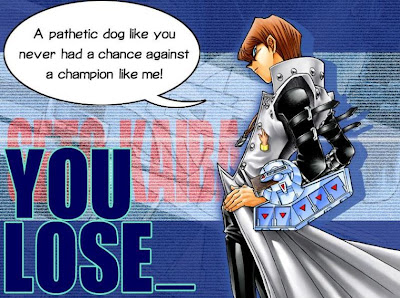 Yu-Gi-Oh Power of Chaos: Kaiba the Revenge Screenshots 2