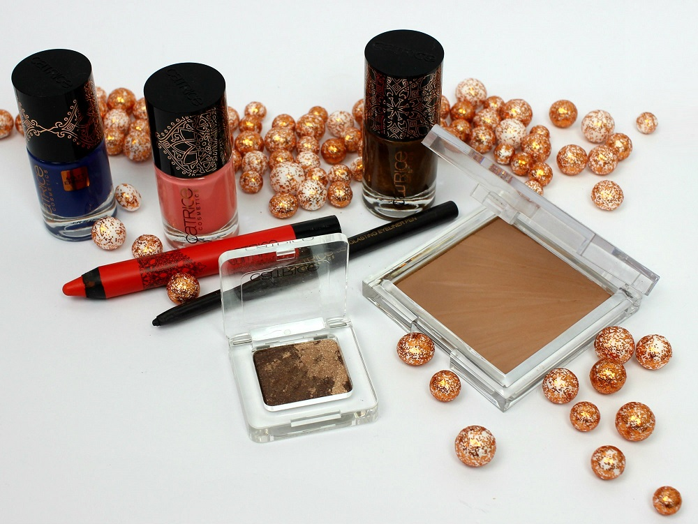 matt, look, le, review, lippenstift, lidschatten, Limited Edition, drogerie, swatches, kajal, eyeshadow, bronzer, CATRICE, tragebilder, Nomadic Traces