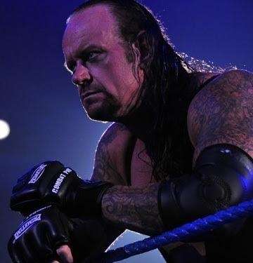 Undertaker wwe 2012